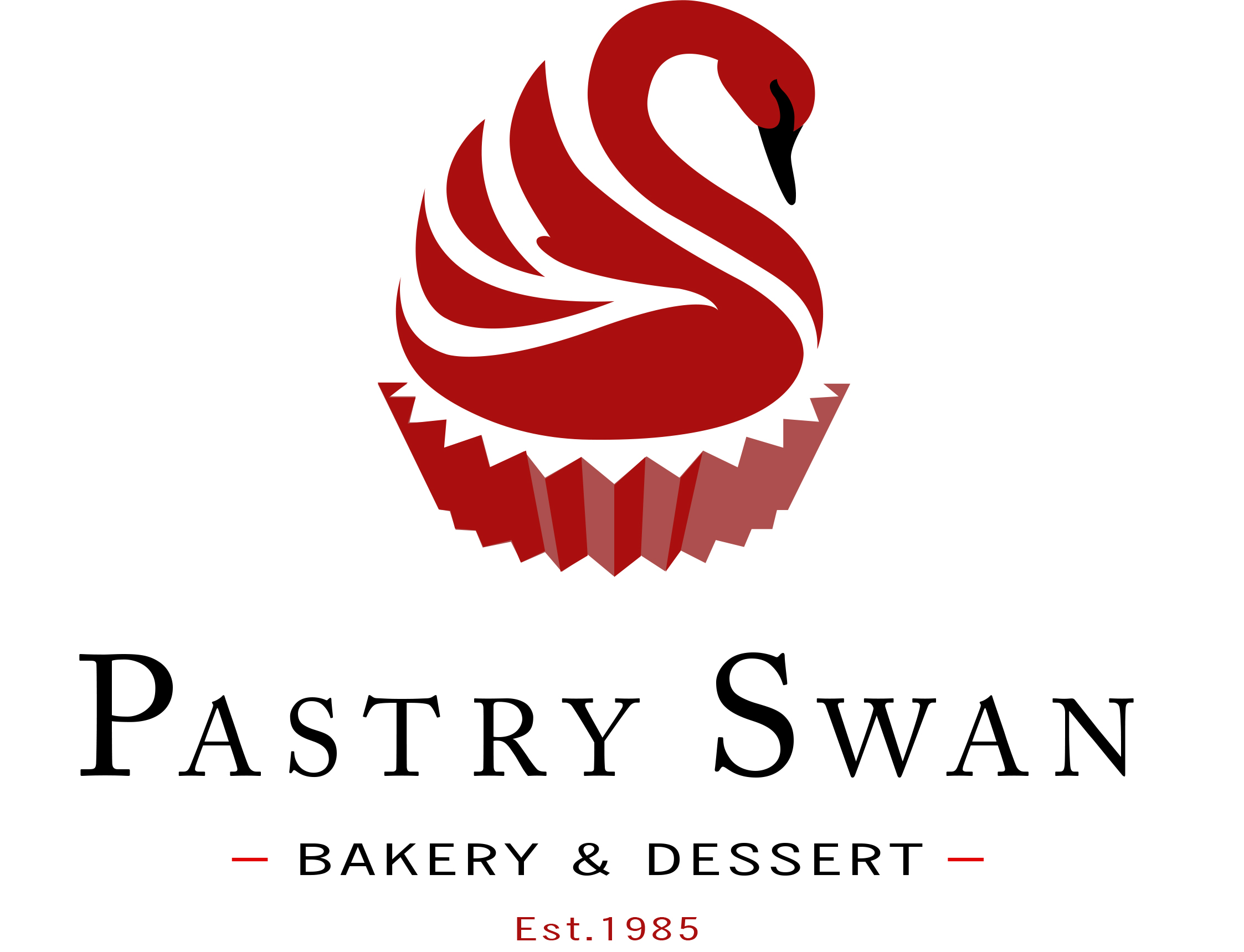 Pastry Swan 1 Full Color